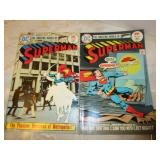 DC Comics Superman #289 & #287 Vintage