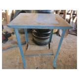 Small metal table; pick up only