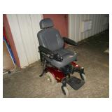 Working INVACARE Pronto power wheelchair + charger