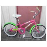 """Like new Ozone 20"""" bike"""