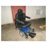 Jazzy power wheelchair + charger