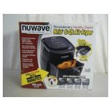 Brand new Nuwave Brio 6-quart air fryer