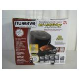 Brand new Nuwave Brio 4.5-quart air fryer