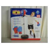 Brand new Knock-out boxing set