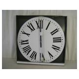 "Brand new HUGE 26"" wall clock"