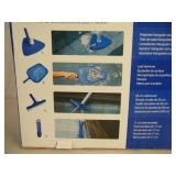 New swimming pool maintenance kit