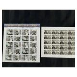 U.S.A. Stamps $17.60 face value two sets