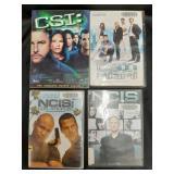 CSI + NCIS DVD TV show dvd lot