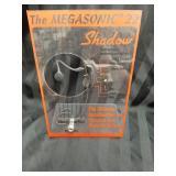 The Megasonic 22 Shadow Guitar Mic Store Advert