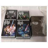 Star wars trilogy on DVD