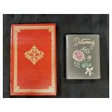 Journal and Dictionary Lot