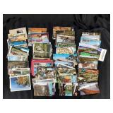 120+ Vintage World Postcards new and used