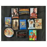 11 Movies Buttons / Pins