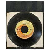 Johnny Bower + Little John w/the Rinky Dinks 45 Lp