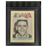 Toronto Maple Leafs Sid Smith frame picture