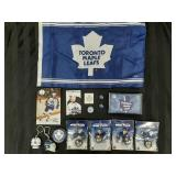 Toronto Maple Leafs collectible lot