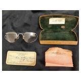Vintage Wire Rim Glasses the T.Eaton Co.