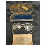 Vintage Wire Rim Glasses