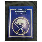 Buffalo Sabres Hockey Magazine November 1971