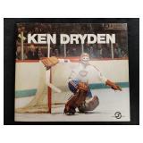 1976 Ken Dryden 48 page biography book