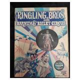 1973 Ringling Bros. + Barnum & Bailey Program