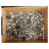 82 loose Electronic Tubes Diff. Makes and Models