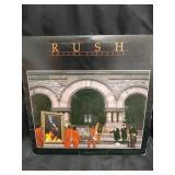RUSH Moving Pictures LP