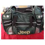 Jeep duffle bag