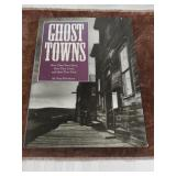Ghost towns book.