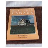 Historic Canada book