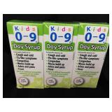 Kids cough syrup