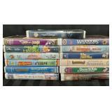 13 Kids VHS - Disney & Other Cartoons