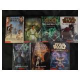 Star Wars - Jedi Books from Scholastic books (7)