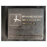 Framework Molecular Models Science Set in Case