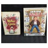 Lot of 2 Hard Cover Books