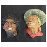 Lot of 2 Naturecraft Figurines