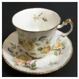 Paragon Peace Rose Cup & Saucer