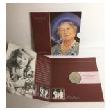 The Queen Elizabeth 100 Year Coin