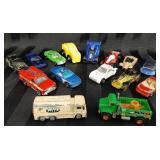 Husky, Hot Wheels, Matchbox & Other Die Cast Cars
