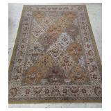 Lovely area rug by Korhani home.