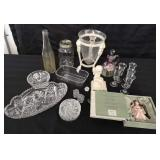 Large kitchen and Home decor lot.