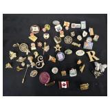 30 + various collector pins.