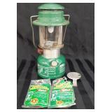 Preowned Coleman 321C Easi-lite lantern