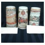 Lot of 3 vintage Stroh