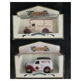 LLedo Days Gone Vintage Die Cast Cars in box