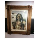 Alfredo Rodriguez Native American Print
