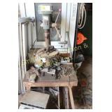BLACK HAWKE MODEL DP514-125 DRILL PRESS