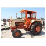 930 CASE TRACTOR, 2 HYD, DSL