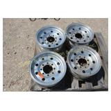 FORD RIMS, GROUP OF 4