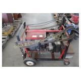 LINCOLN WELDER / GENERATOR, POWER ARC 4000